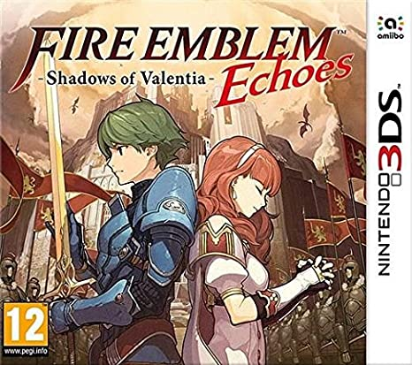 Fire Emblem Echoes: Shadows of Valentia (Nintendo 3DS