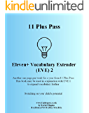 Eleven+ Vocabulary Extender (EVE) 2