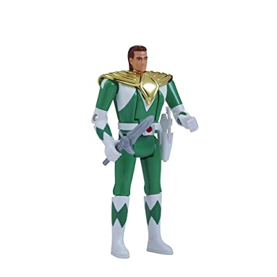 Power Rangers Auto Mighty Morphin Tommy Action Figure: Toys & Games