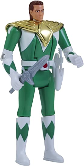 Mighty Morphin Power Rangers Auto Morphin Green Ranger Tommy Legacy Collection