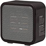 AmazonBasics 500-Watt Ceramic Personal Heater - Black New