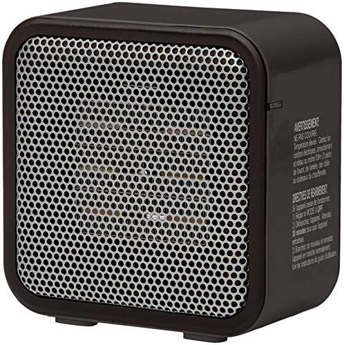AmazonBasics 500-Watt Ceramic Small