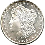 1879 S Morgan Dollars Dollar MS66 PCGS