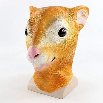 Outlet-Verkauf laest technology 100% authentifiziert Halloween Eichhörnchen Maske, Latex Horror Maske, Für ...
