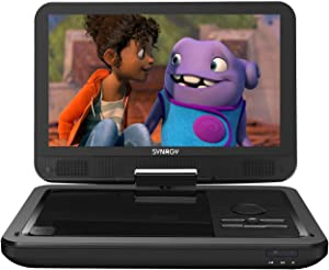 Portable DVD Player with 10.1