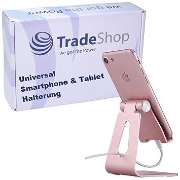 Soporte Soporte De tableta para smartphone teléfono móvil soporte ...