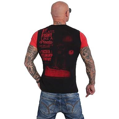 Yakuza Men T-Shirt Pirates of The 893: Amazon.es: Ropa y accesorios