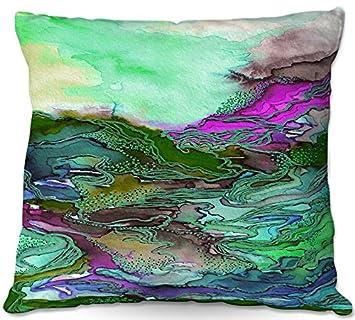 Amazon.com: Decorativo Woven sofá cojines de dianoche ...