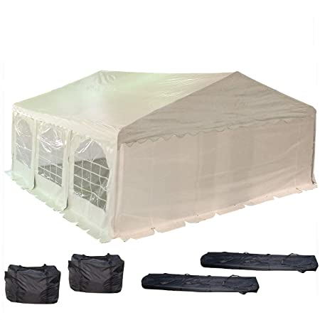 PE Party Tent Canopy with Storage Bags – X20 Series 20 X20