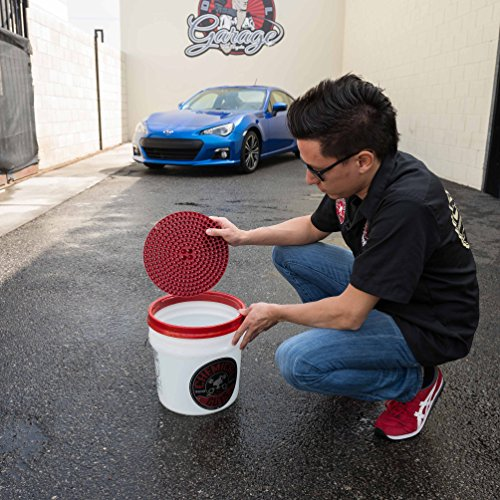 Chemical Guys Cyclone Dirt Trap Car Wash Bucket Insert