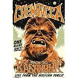 Star Wars Chewbacca Back To Kashyyyk Movie Poster 24x36