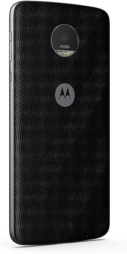 Lenovo Moto Mods coque bois washed Moto ZZ Play Coque