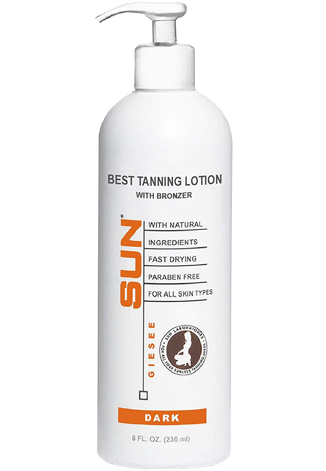 Best Tanning Lotion with Bronzer Fake Tanning Gel Lotion Sunless Tan Cream Instant, Fast-Drying, Streak-Free Tanner Packaging May Very