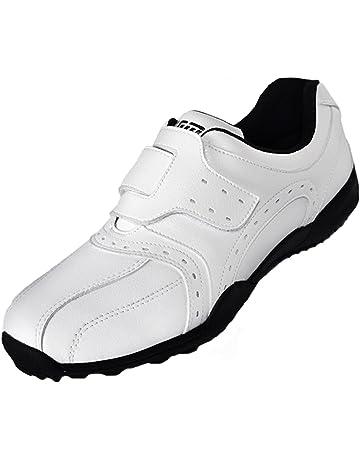 c3190b7e4d29 Chaussures de Golf Hommes Extérieur Imperméable Respirant Anti-dérapant  Golf Chaussures de Course Chaussures Sneakers