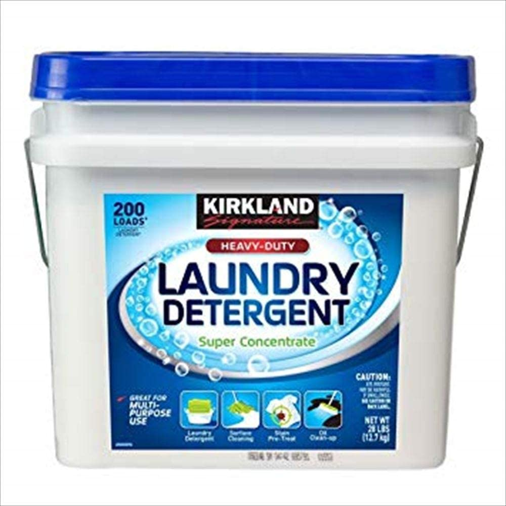 Kirkland Laundry Detergent Super Concentrate Powder