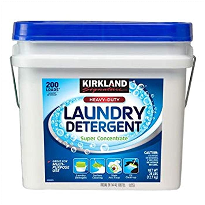 The Best Laundry Detergent Refill Method