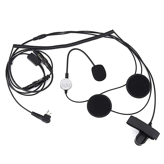 Amazon Com Motorcycle Helmet Headset Microphone Ptt For Portable
