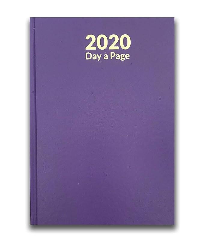Agenda de 2020, tamaño A4, tapa dura, tapa dura, con tapa ...