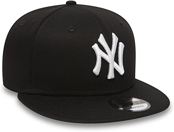 New Era Mlb 9 Fifty - Gorra unisex, color negro/ blanco, talla M ...