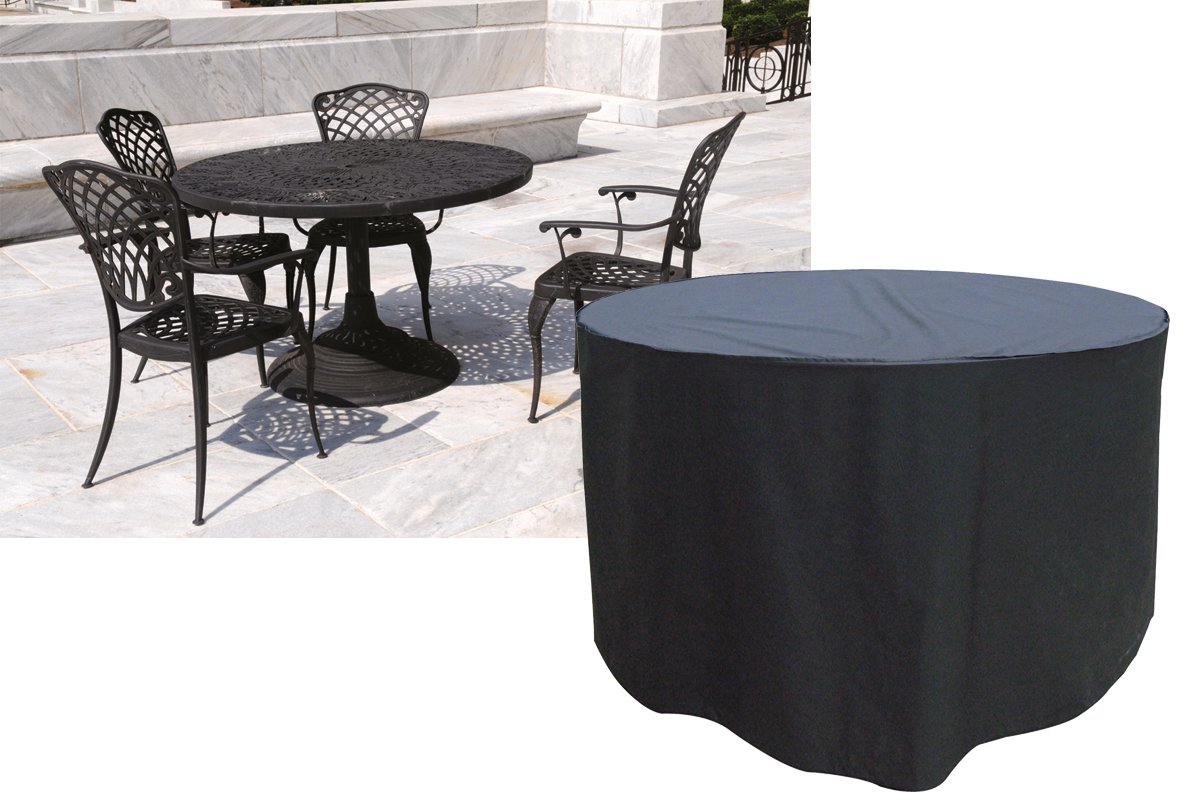 4-6 Seater Round Furniture Set Cover Worth Gardening by Garland