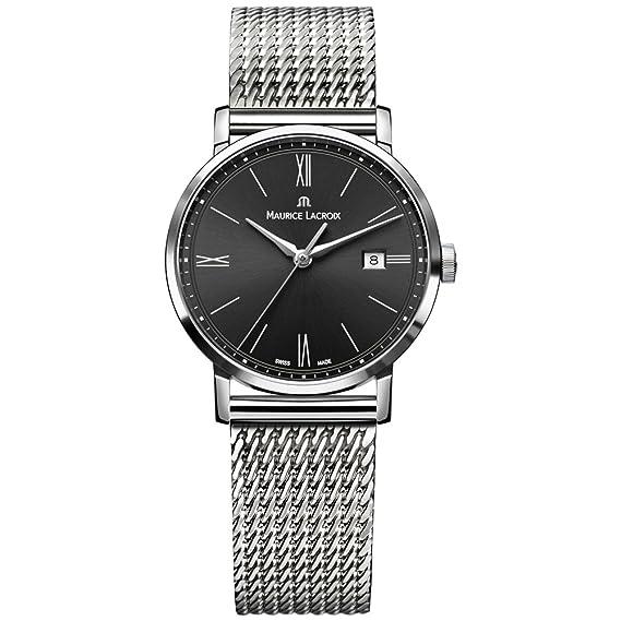 Maurice Lacroix Eliros EL1084-SS002-313-1 Reloj de Pulsera para mujeres Plano