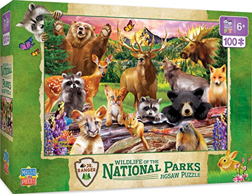 - MasterPieces National Parks 100 Piece Kids Puzzle