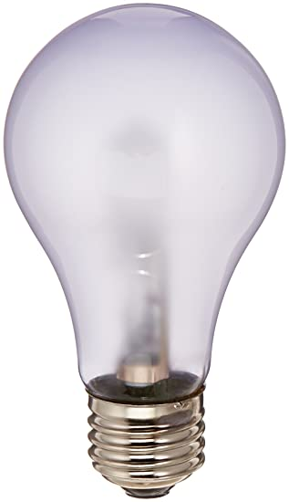 Light Bulbs That Mimic Sunlight: Chromalux Light Bulb Frosted-60w - 1 Bulb,Lighting