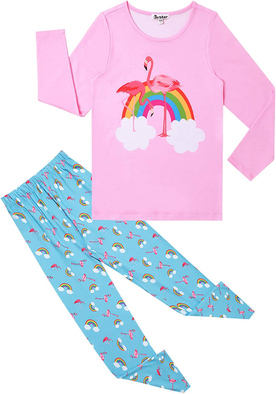 Toddler Baby Girl Children Little Kids Flip Magic Sequins Pullover Sweatshirts,Long Sleeve Cotton Cute Shirt Tops