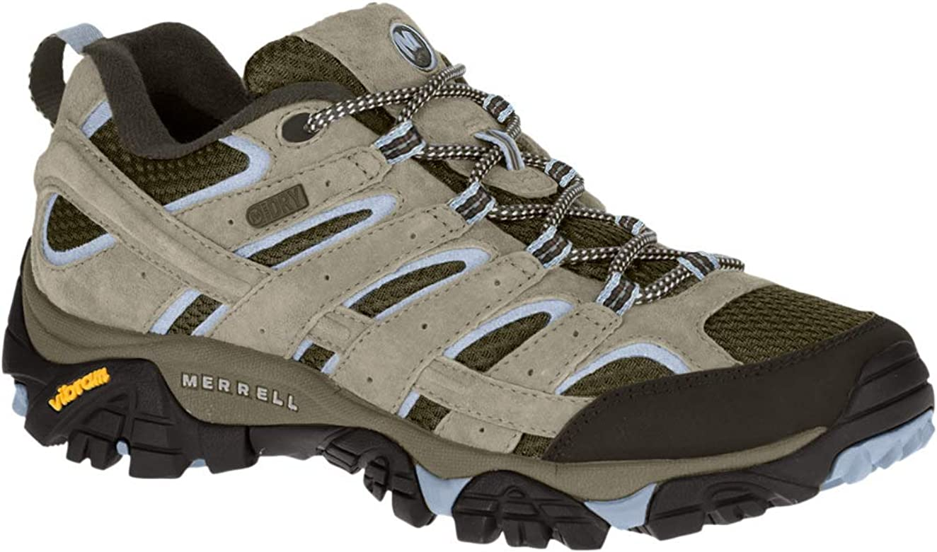 Merrell Womens Moab 2 Waterproof Hiking Shoe: Amazon.es: Zapatos y complementos