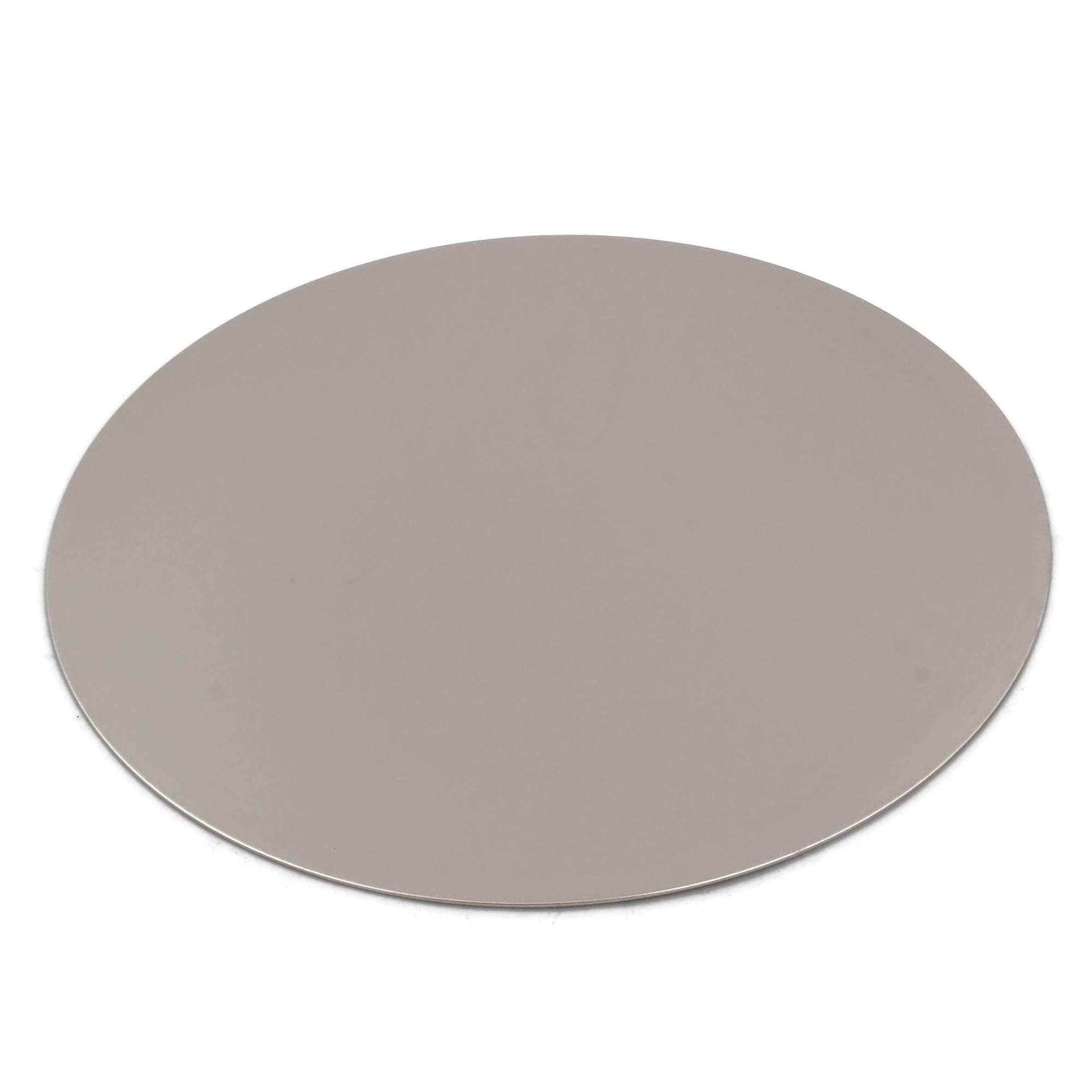 ILOVETOOL 200mm Diamond Discs 3000 Grit Coated No Hole Abrasive Wheel Stone Tools
