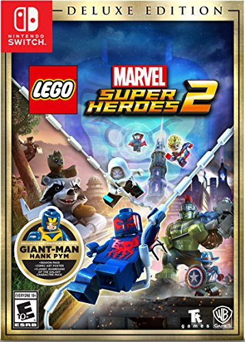 LEGO Marvel Superheroes 2 Deluxe - Nintendo Switch