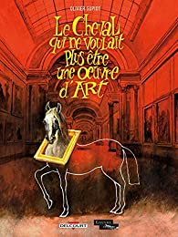 Le cheval qui ne voulait plus être une oeuvre d'art par Supiot