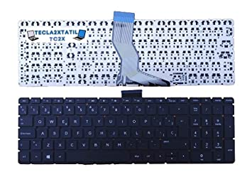 Teclado Compatible DE Y para PORTATIL HP Envy 15-AS002LA EN ...