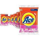 Ace Detergente en Polvo Ace con un Toque de Downy 4.5kg, 6 Unidades de 750g