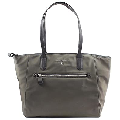 MICHAEL Michael Kors Women\u0027s Large Kelsey Tote, Graphite, One Size