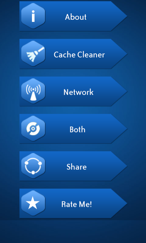how to clear internet cache on android phone