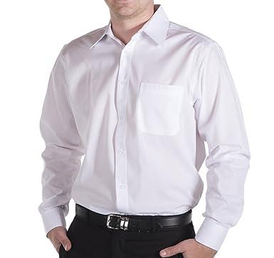 9e0f190cb6a5 Daniel Ellissa Mens Poly Cotton Long Sleeve Button Up Dress Shirt at ...