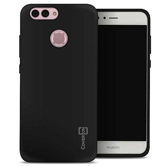 Amazon com: Huawei Nova 2 Plus Case, CoverON [FlexGuard