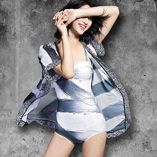 RF Bikini Stilvolle 3 Ecken des Körper Badeanzug Weiblich