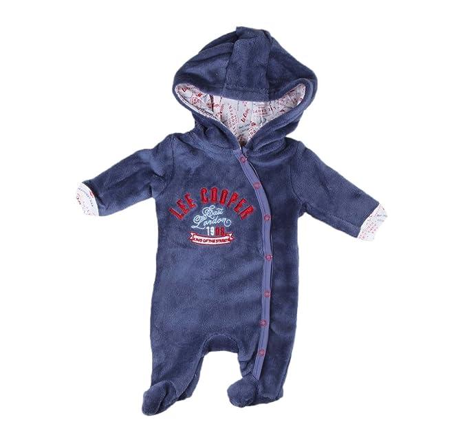 Lee Cooper - Traje - azul - Bebé Mixta Azul azul: Amazon.es ...