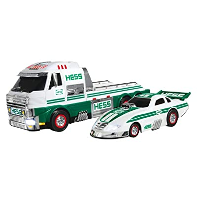 2016 Hess Toy Truck and Dragster: Toys & Games