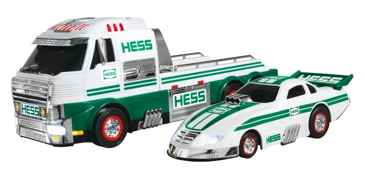 【18%OFF】 Hess Toy Truck Hess with Dragster Dragster 2016 Toy B01N5L0YZI, 山中町:2f68a3d5 --- a0267596.xsph.ru