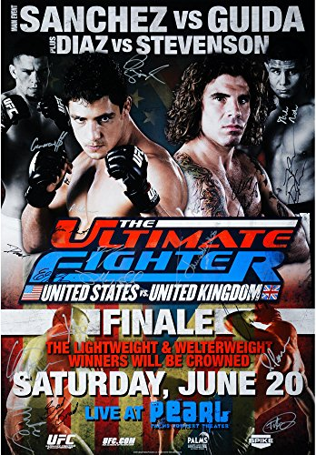 ultimate fighter season 20 - 2