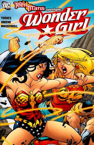 Teen Titans Spotlight: Wonder Girl (The Tales Teen Of Titans)