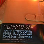 image relating to John Winchester Journal Pages Printable titled : Supernatural John Winchesters Magazine : Place of work