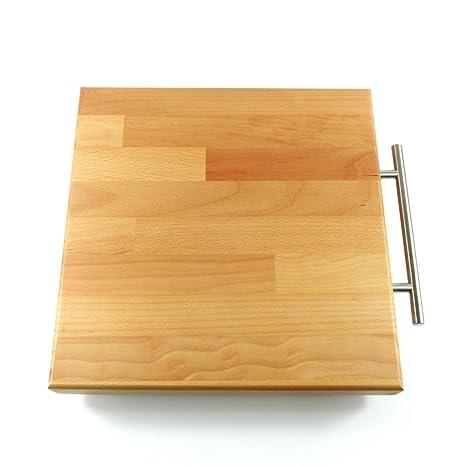 Roll Tabla de madera para tu Thermomix TM5 – (haya)