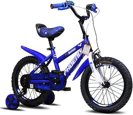 MAZHONG Bicicletas Bicicleta para Niños, Tamaño Opcional 12 ...
