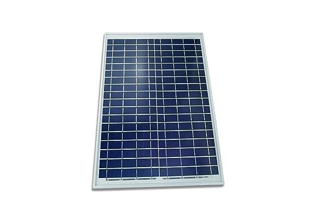 Panel solar fotovoltaico, celdas silicio 10W 12V. Alicates ...