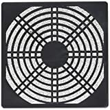 Bgears 2 Pieces Pack Cooling Fan Filter, 120mm