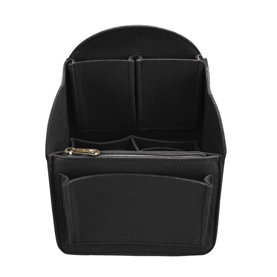 c797425b86d9 Enerhu Felt Backpack Insert Organizer Universal Bag in Bag Men Women ...